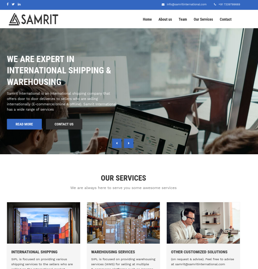 Samrit International